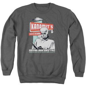 Twilight Zone TV Show KANAMIT/'S DINER Serving Man BOYS /& GIRLS T-Shirt S-XL