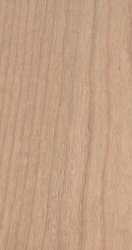 """Cherry wood veneer edgebanding 3-1//4/"""" x 120/"""" with preglued adhesive 3.25/"""""""