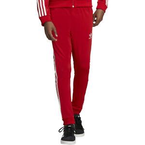 Adidas Originals Pantalone Ragazzi Sst Rosso Codice EI9886 - 9B