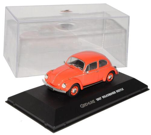 VW Volkswagen Käfer Orange 1967 Gremlins 1//43 Greenlight Modell Auto mit oder ..