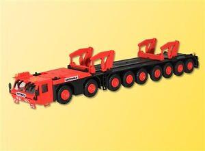 Kibri 10442 H0 LKW Transportfahrz<wbr/>eug für Gottwald Teleskopkran