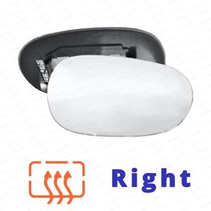 Right Driver side Wide Angle Wing door mirror glass for Jaguar X-Type 2001-2008