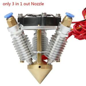 3-in-1-out-Duese-Messing-Extruder-Diamond-End-0-4-mm-fuer-1-75-mm-3D-Druckerte