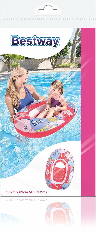 Intex Baby Boot Pool Cruiser 107x69 1 Stück NEU OVP