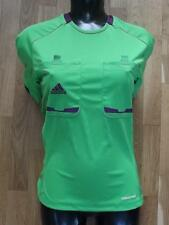(srt054) brand new • Adidas womens football referee shirt • BNIP• size M