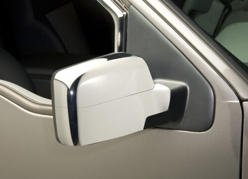 FITS FORD F150 /& LINCOLN MARK LT New PUTCO Chrome Side Mirror Covers