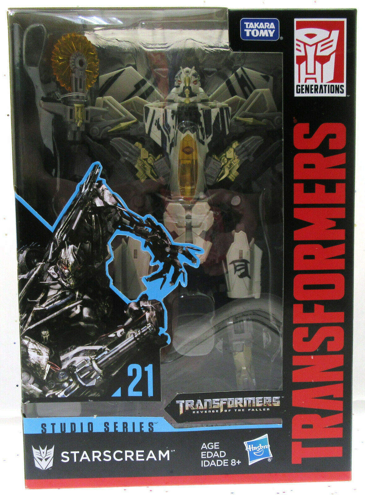 calidad fantástica Transformers Estrellacream Estrellacream Estrellacream 06 Estudio Serie Decepticon Hasbro  barato