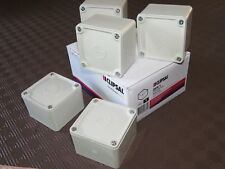 Clipsal PVC ADAPTABLE BOX Surface Mounted Grey 163x108x81mm Or 211x108x81mm