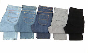 Homme-m-amp-s-collection-Regular-Fit-Denim-Jeans-entierement-NEUF-sans-etiquette-secondes-MS11
