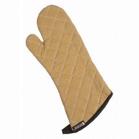"""BESTAN 811TG17 Oven Mitts,Protects To 450F,17/"""",PR"""