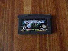 Need for Speed: Underground 2 (Nintendo Game Boy Advance, 2004) GBA SP DSLITE
