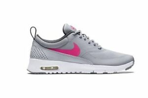 Details about GIRL'S NIKE AIR MAX THEA (GS) SHOES 814444 002 NEW SIZE 7Y YOUTH