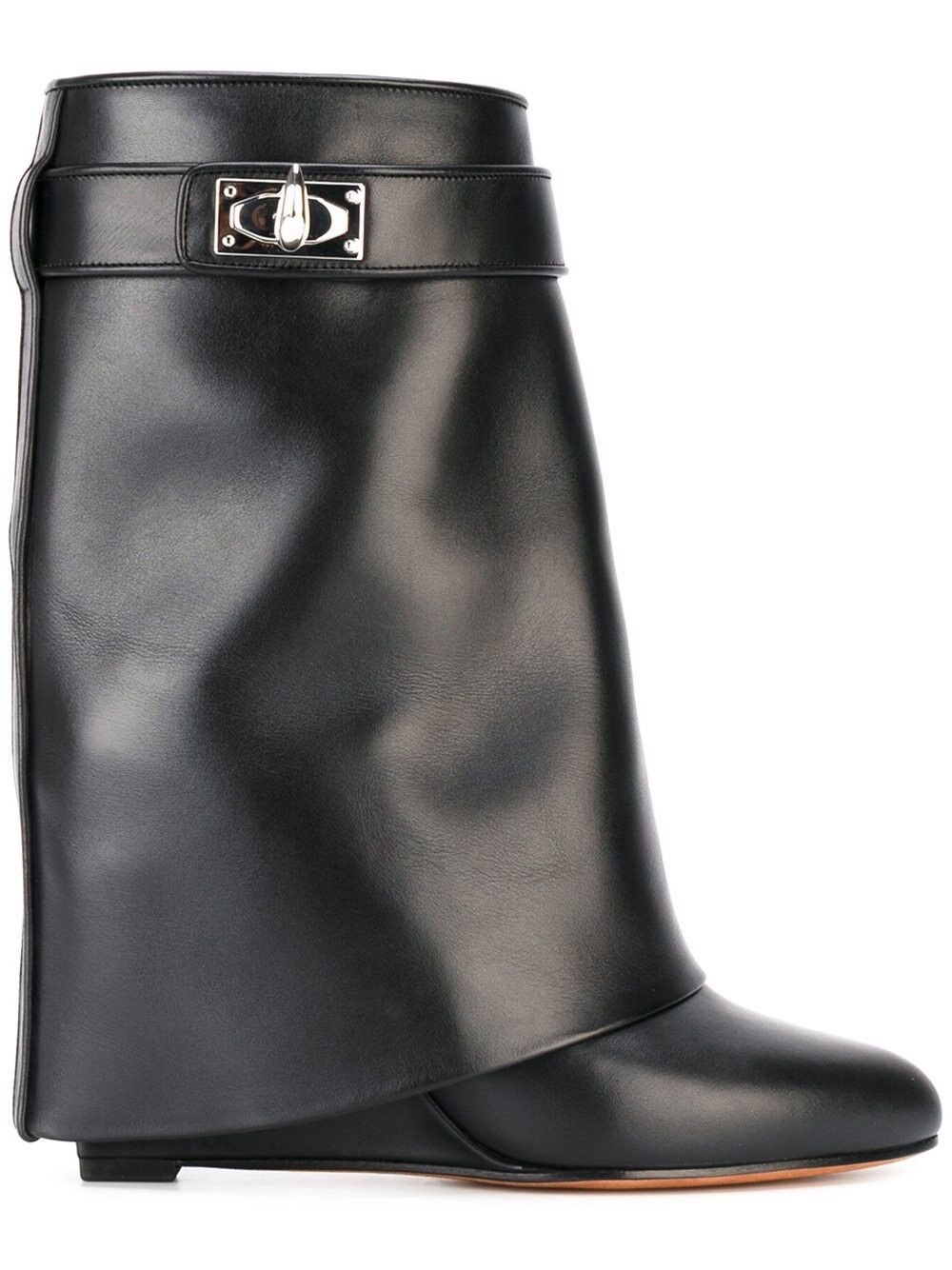New givenchy Shark lock Boots-UE 40 Noir-Leather