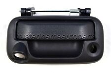 for Ford F150 Rear Tail Gate Tailgate Handle Outside Camera Hole Textured