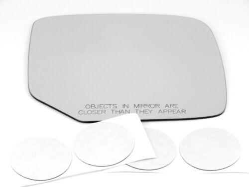 Fits 09-15 Pilot Right Passenger Convex Mirror Glass Lens w//Adhesive  USA