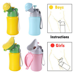 Portable-Baby-Potty-Kids-Toddler-Urinal-Emergency-Bottle-Camping-Travel-Pee-Pot