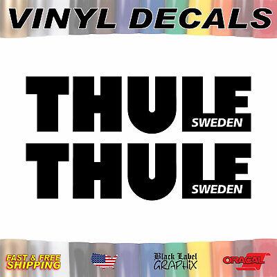 Thule Bike Sticker Set