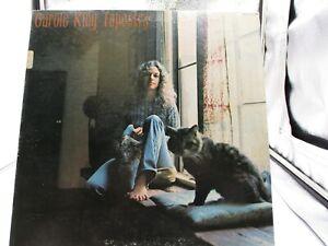 Carole-King-Tapestry-Gatefold-Ode-SP-77009-Vinyl-Record-VG-cover-VG