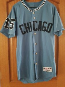 Authentic-Team-Issued-Chicago-White-Sox-2009-Civil-Rights-Game-Jersey-non-used