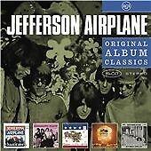 Jefferson Airplane - Original Album Classics cd x 5