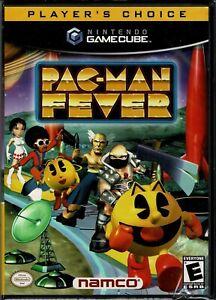 Pac-Man-Fever-GameCube-Brand-New