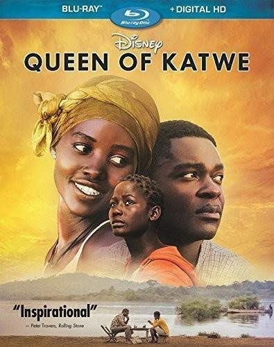 Queen of Katwe BLU-RAY NEW