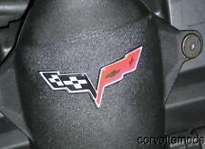 C6 Corvette 2009-2013 Air Bridge Logo Decals