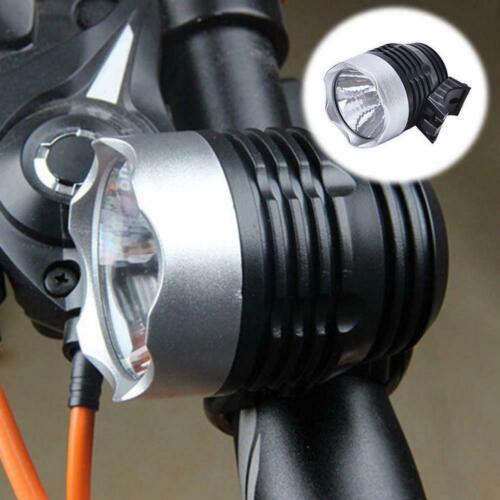 LED Bycicle Front Light Headlamp Headlight Bike Lamp Super Tor V4D2