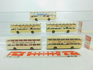 Bo782-0-5-5x-Wiking-h0-1-87-730-Berlino-Bus-Omnibus-si-SD-200-2x-OVP