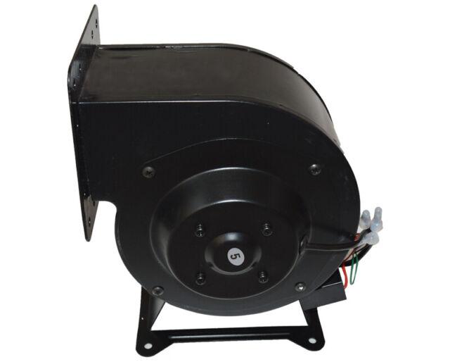 Redmond Co 115V, 60Hz, 90W, 1450 RPM 3140 Dual Centrifugal Blower Assembly