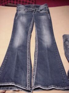 Used Silver Jeans Lola 25