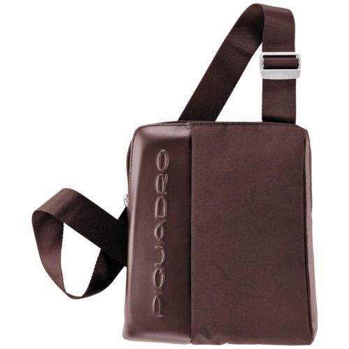 Piquadro PQ7 Brown Tote bag, shoulder pouch, w phone pocket CA1440PQM