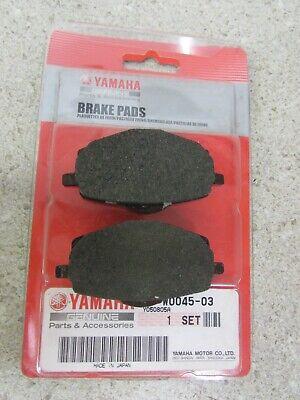 FRONT BRAKE PADS FOR YAMAHA BANSHEE 350 YFZ350 2002-2009