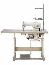 SINGER 191D-30 Straight Lock Stitch Reverse Heavy Duty Industrial Sewing Machine