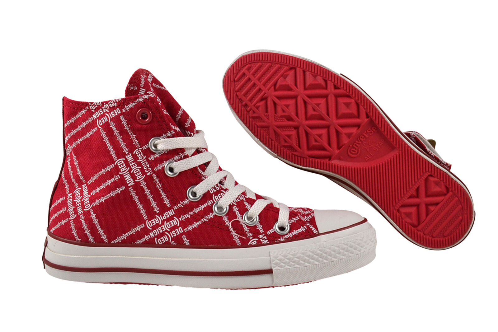 Converse CT AS Red Hi red white Sneaker Schuhe rot 100686