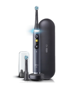 New Oral-B Io9 Electric Toothbrush With Travel Case