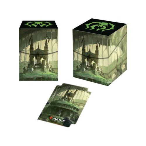 Ultra Pro Magic The Gathering MTG RAVNICA DECK CARD BOX 100 Golgari Swarm GUILD