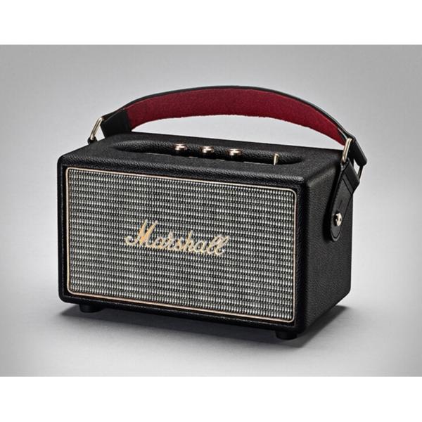 Marshall Kilburn Tragbarer Bluetooth Lautsprecher schwarz
