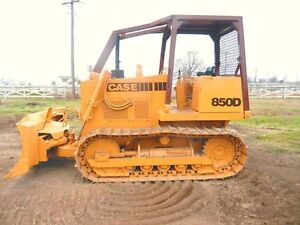 case 850d 855d crawler dozer loader workshop service repair manual rh ebay com Case 450 Crawler Specifications case 850 dozer service manual online