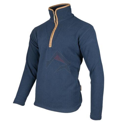 Jack Pyke Countryman Fleece Pullover Chasse Tir Pêche-Bleu Marine