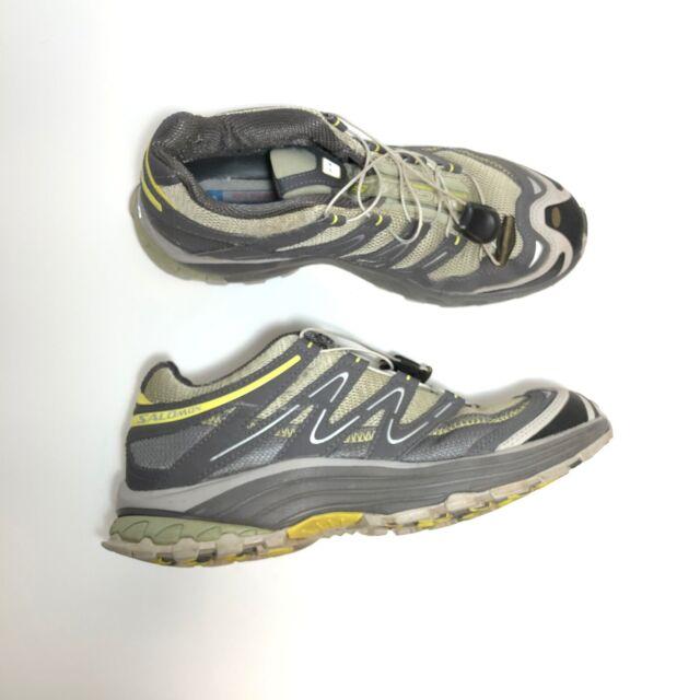 salomon waterproof trail running shoes womens ebay