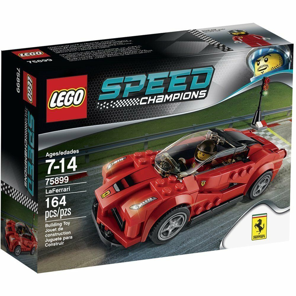 Lego Speed Champions 75899 - LaFerrari (New, Sealed)