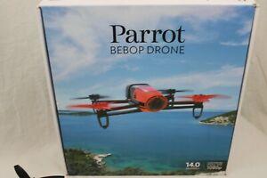 Parrot-Bebop-Drohne-ROT-Drone-Only-Ersatzdrone-NEU