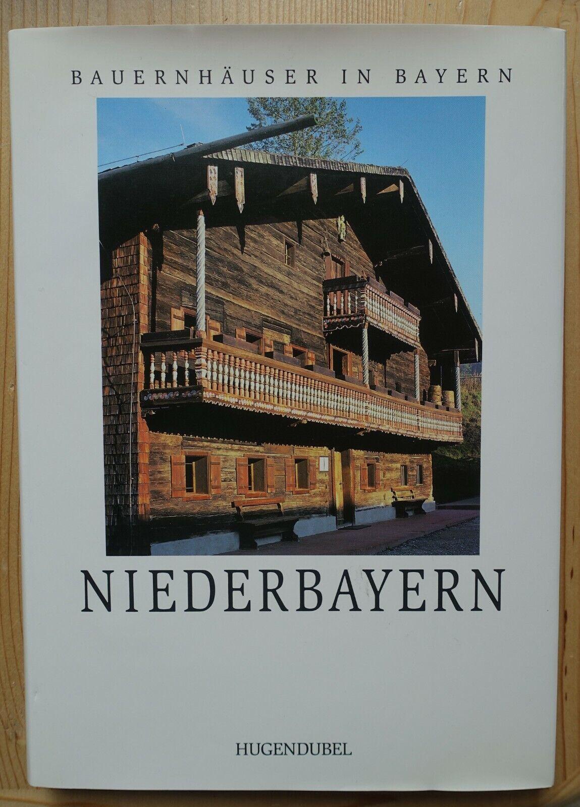 Ga Bauernhauser In Bayern Niederbayern Band 5 Gunstig Kaufen Ebay