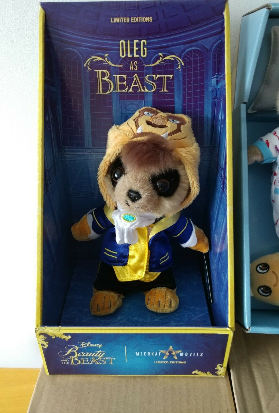 Oleg As Beast Meerkat Meerkat Meerkat 3 in set see pic 395b7b