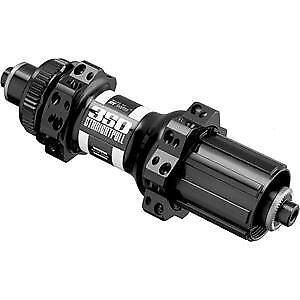 DT Swiss 350 straight pull DISCO Centro-Lock MOZZO POSTERIORE 28 FORI BK WH-135mm 5mm
