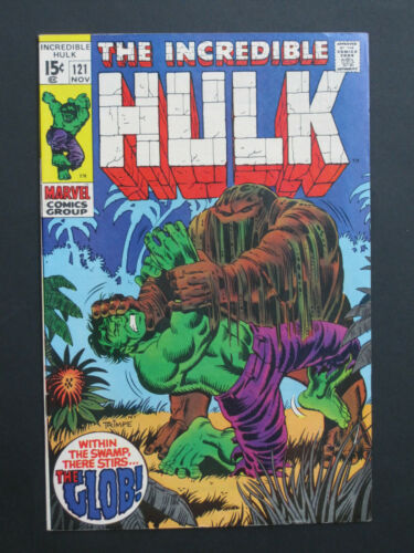 INCREDIBLE HULK # 103-140  US MARVEL 1968-1971      zur Auswahl select