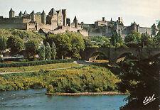 BF13199 carcassonne vue generale au premier plan france front/back image