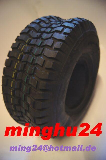 Rasenmäherreifen Aufsitzmähereifen 16x6.50-8 Rasentraktor TL Reifen 16x6.50-8
