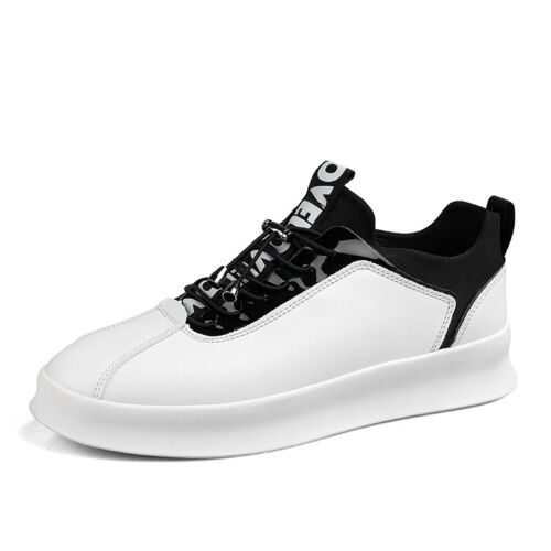 Fashion Student Shoes Breathable Board Shoes White